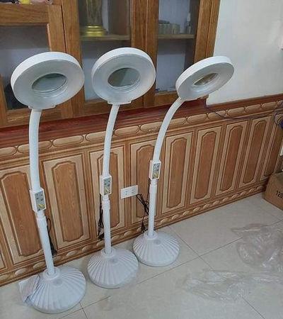 đèn led dùng trong spa
