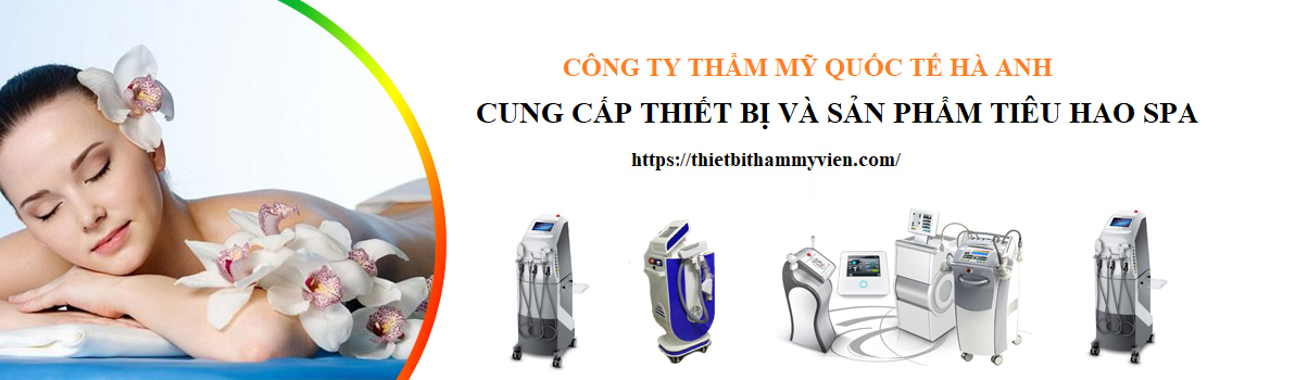 thiết bị thẩm mỹ viện Hà Nội